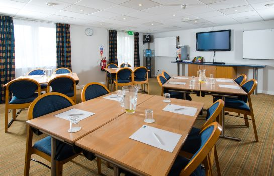 Sala de reuniones Holiday Inn Express MANCHESTER - EAST