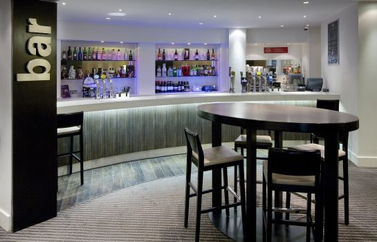 Bar de l'hôtel Holiday Inn LONDON - BLOOMSBURY