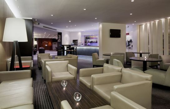 Hotel bar Holiday Inn LONDON - BLOOMSBURY