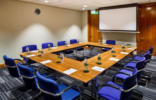 Conference room Holiday Inn LONDON - BLOOMSBURY
