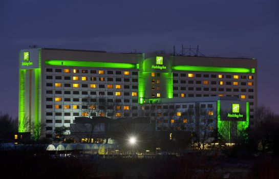 Vista exterior JCT.4 Holiday Inn LONDON - HEATHROW M4