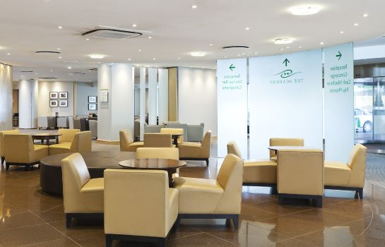 Vestíbulo del hotel JCT.4 Holiday Inn LONDON - HEATHROW M4
