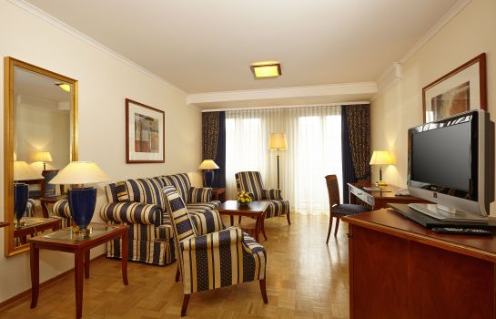 Junior Suite Hyperion Hotel Berlin