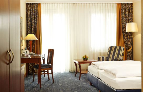 Chambre double (standard) Hyperion Hotel Berlin