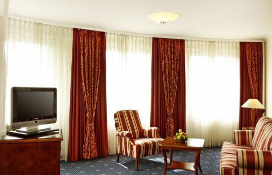 Chambre double (confort) Hyperion Hotel Berlin
