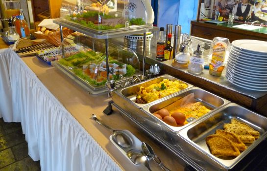 Breakfast buffet Geissler