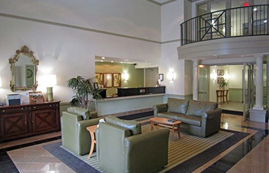 Hall de l'hôtel Extended Stay America Tuttle