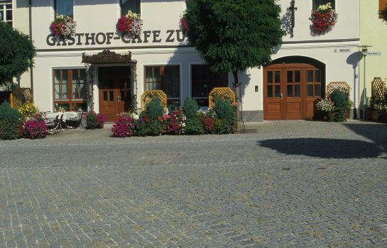 Exterior view Zur Post Gasthof