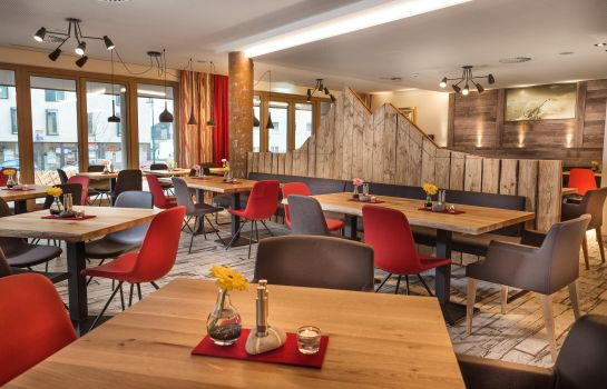 Restaurant AlpenParks Hotel & Apartment Central Zell am See