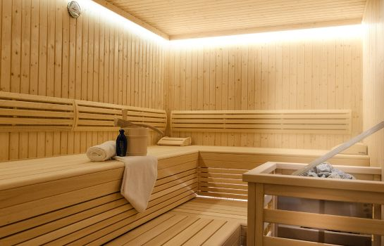 Sauna AlpenParks Hotel & Apartment Central Zell am See
