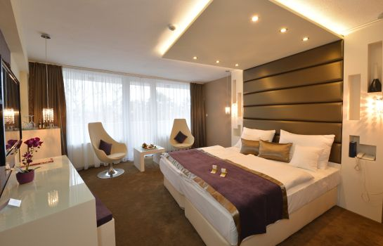 Chambre double (standard) Residence Balaton Conference & Wellness