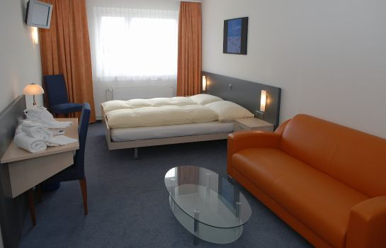 Zimmer Airporthotel Grenchen