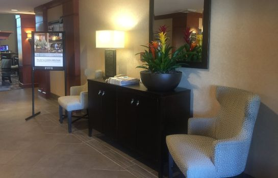 Hol hotelowy Staybridge Suites SAN DIEGO-SORRENTO MESA