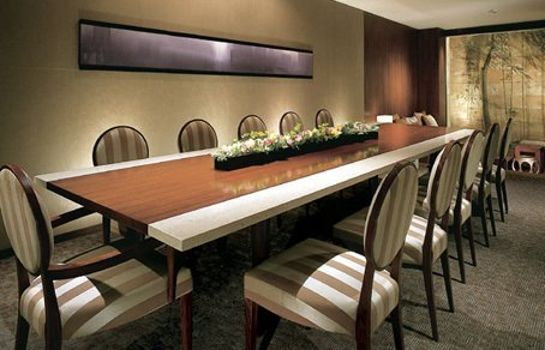 Conference room Les Suites Taipei Ching Cheng