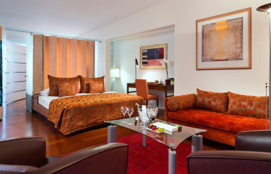 Junior suite Le Palafitte