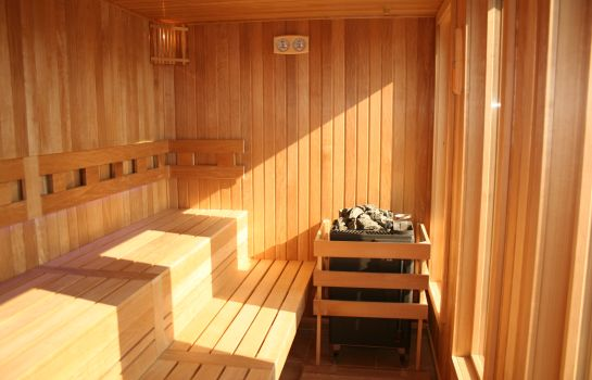Sauna Holiday Beach Wellness Hotel with Sauna Park