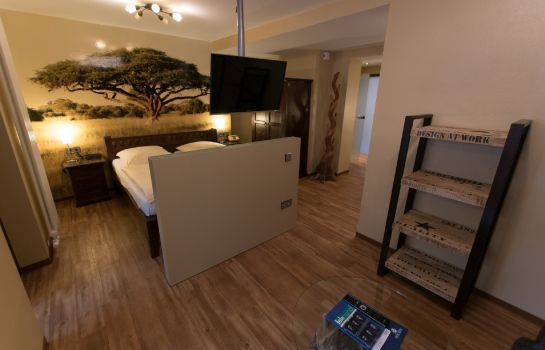 Chambre double (standard) Heldt Appart-Hotel