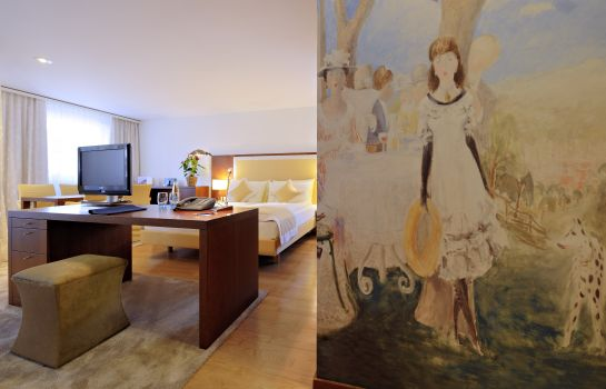 Junior Suite RADISSON BLU ST. GALLEN