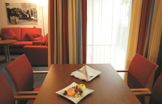 Suite RADISSON BLU ST. GALLEN