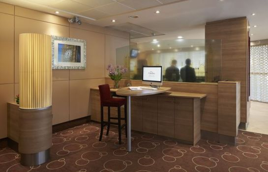 Hotelhalle Citadines Barbican London