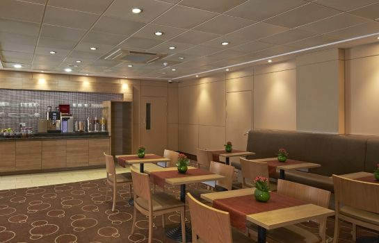 Restaurant Citadines Barbican London