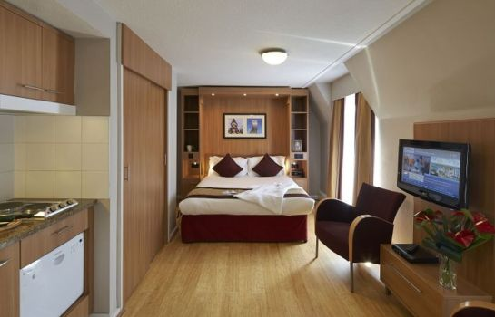 Doppelzimmer Komfort Citadines Barbican London