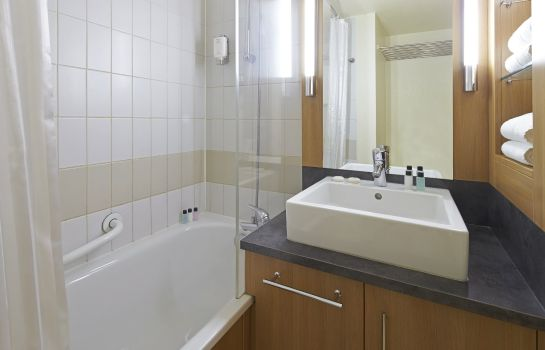 Zimmer Citadines Barbican London