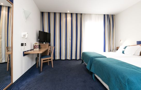 Dreibettzimmer Holiday Inn Express ROME - SAN GIOVANNI