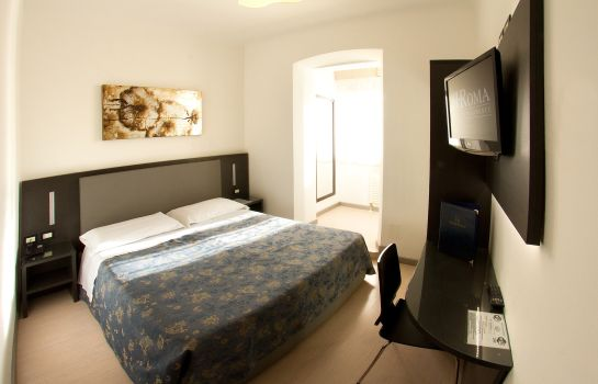 Double room (standard) Roma