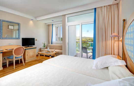 Double room (standard) Hipotels Eurotel Punta Rotja & SPA Hotel