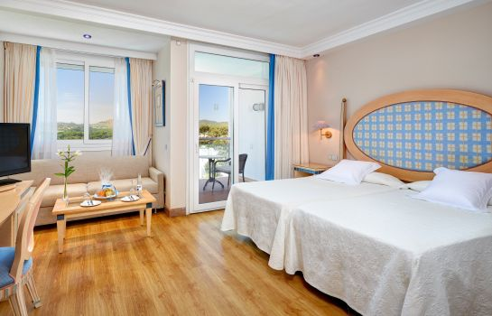 Double room (superior) Hipotels Eurotel Punta Rotja & SPA Hotel