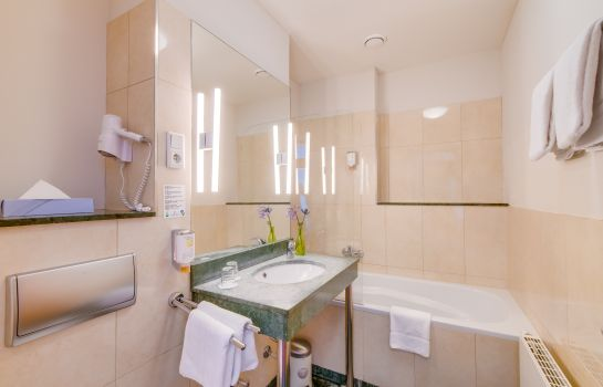 Badezimmer Come Inn Berlin Kurfürstendamm