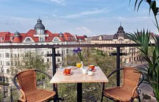 Terraza Come Inn Berlin Kurfürstendamm