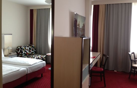 Chambre double (confort) Come Inn Berlin Kurfürstendamm