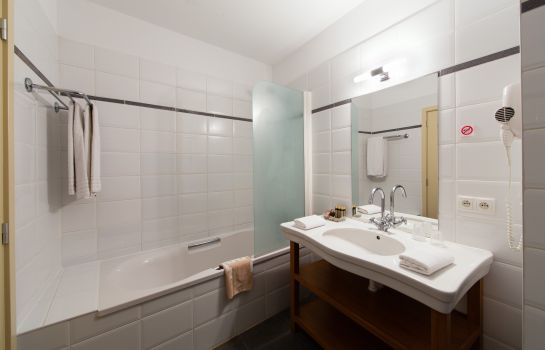 Bathroom Hotel Ghent River - Historic Hotels Ghent