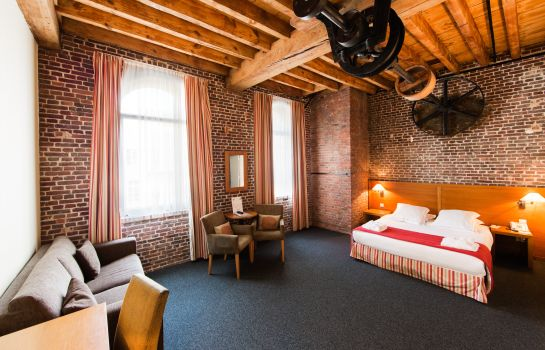 Junior Suite Hotel Ghent River - Historic Hotels Ghent