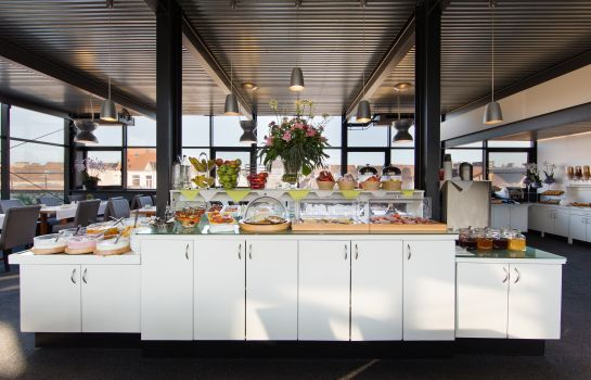 Breakfast buffet Hotel Ghent River - Historic Hotels Ghent
