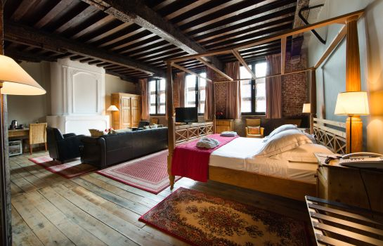Suite Hotel Ghent River - Historic Hotels Ghent