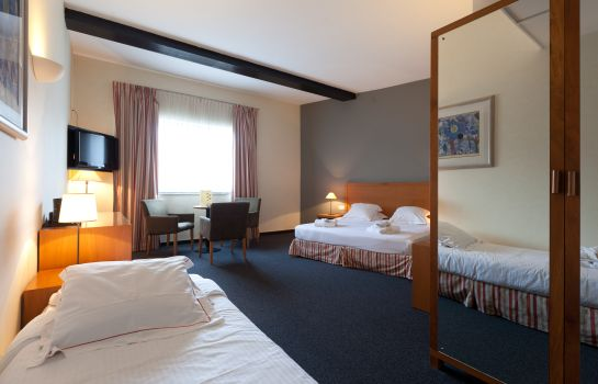 Triple room Hotel Ghent River - Historic Hotels Ghent