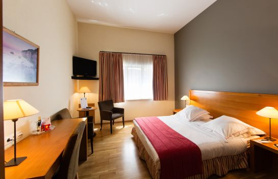 Double room (standard) Hotel Ghent River - Historic Hotels Ghent