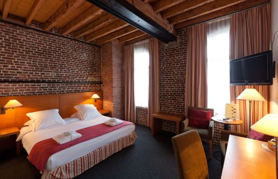 Double room (superior) Hotel Ghent River - Historic Hotels Ghent