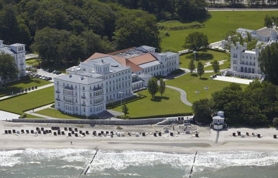 Strand Grand Hotel Heiligendamm