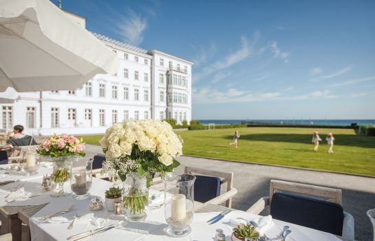 Terrasse Grand Hotel Heiligendamm