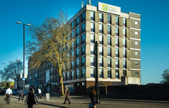 Exterior view Holiday Inn Express BRISTOL CITY CENTRE