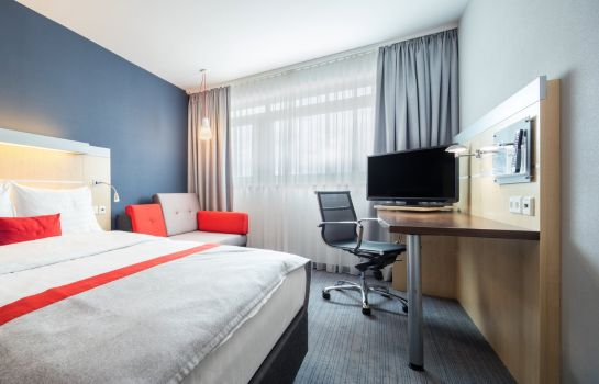Zimmer Holiday Inn Express MUNICH - MESSE