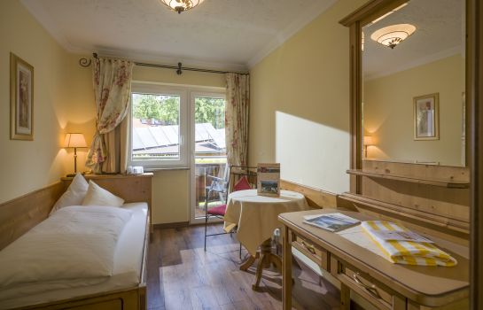 Double room (standard) Hotel-Pension Rotspitz
