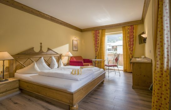 Double room (superior) Hotel-Pension Rotspitz