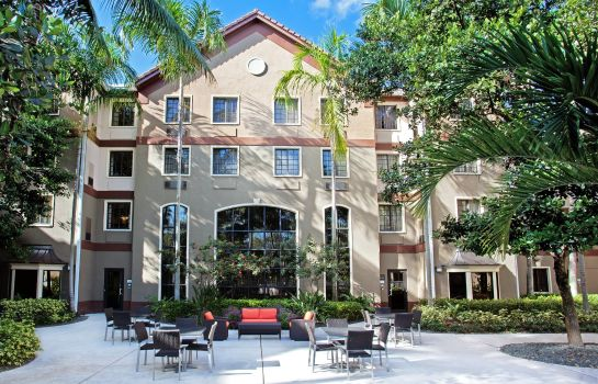 Außenansicht Staybridge Suites FT. LAUDERDALE-PLANTATION