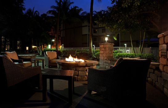 Hotelhalle Staybridge Suites FT. LAUDERDALE-PLANTATION