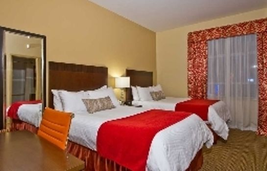 Double room (standard) Comfort Inn Downtown